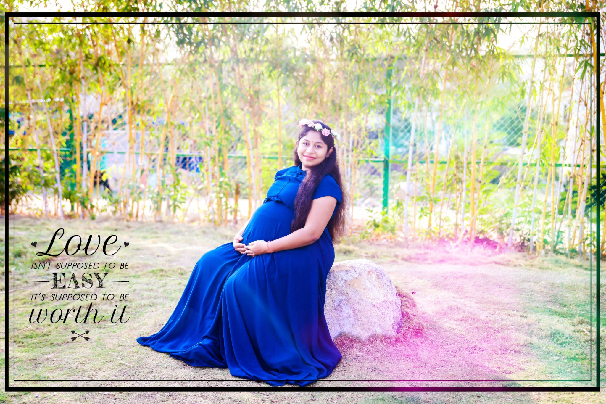 maternity photoshoot hyderabad by digiart photography