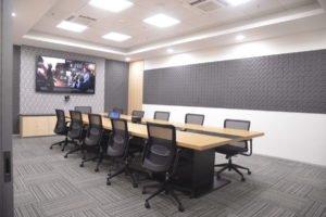 corporate office interior photoshoot