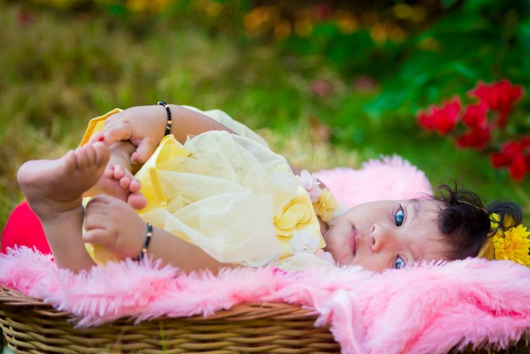 Newborn photography baby girl photoshoot Hyderabad digiart photography 9298051870