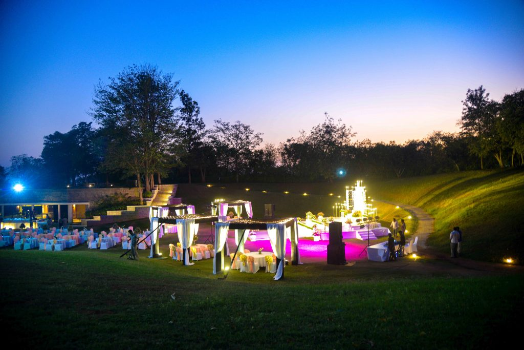 wedding venue golkonda resort