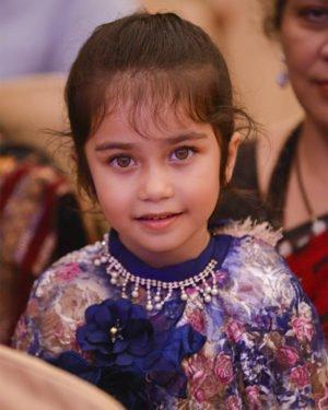 child face photoshoot